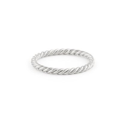 Regular braided ring
