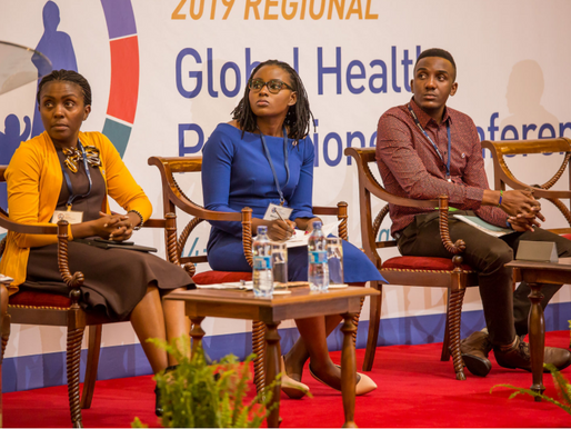 YAAI at Global Health Practitioners Conference 2019