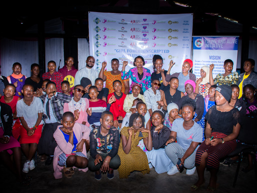 2019 INTERNATIONAL DAY OF A GIRL CHILD: Unscripted and Unstoppable