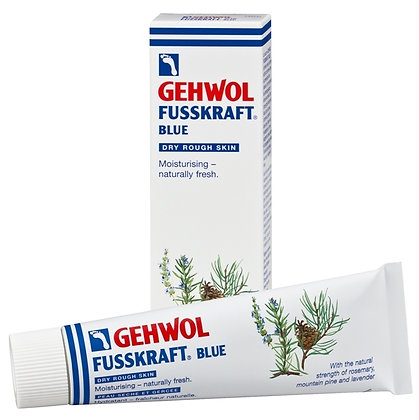 Gehwol Fusskraft Blue Cream