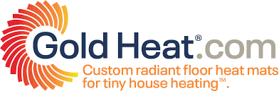 Gold Heat Logo