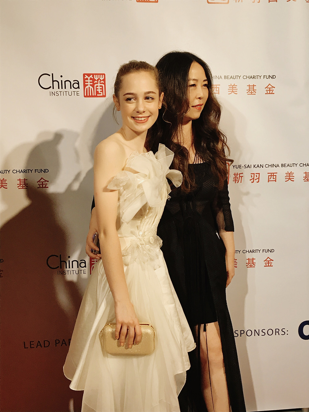 Ripley Sobo and Grace Chen