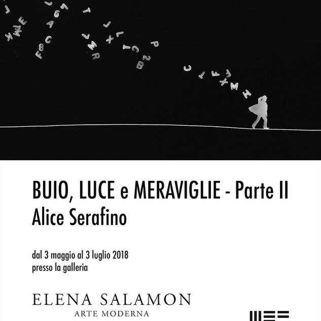 Buio Luce e Meraviglie - parte II