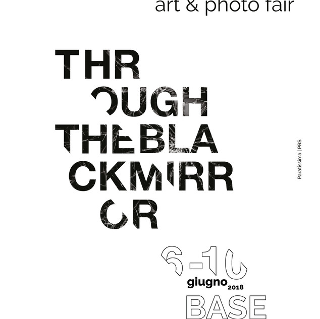 'Through the black mirror'