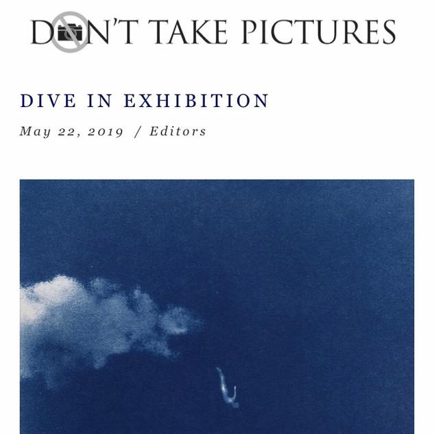 'Dive In' Exhibition