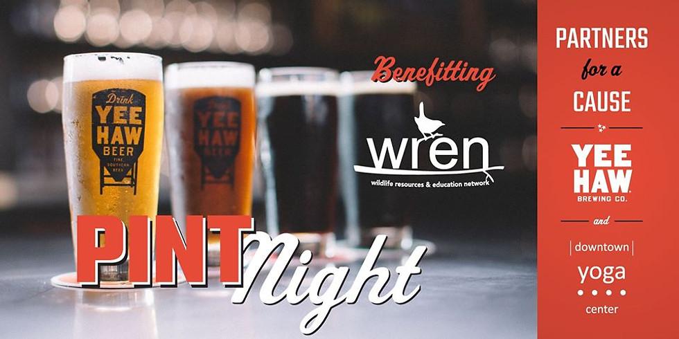 WREN Pint Night