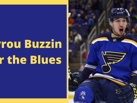 Kyrou Buzzin for the Blues