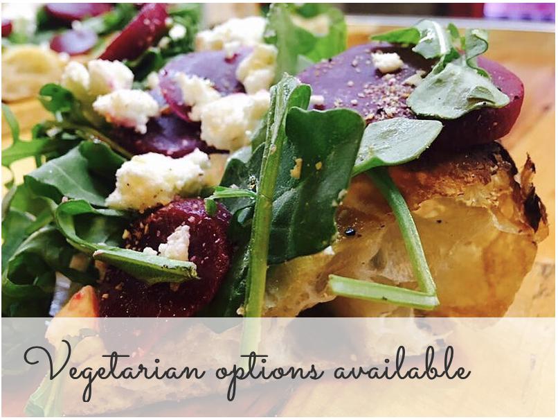 Vegetarian Options