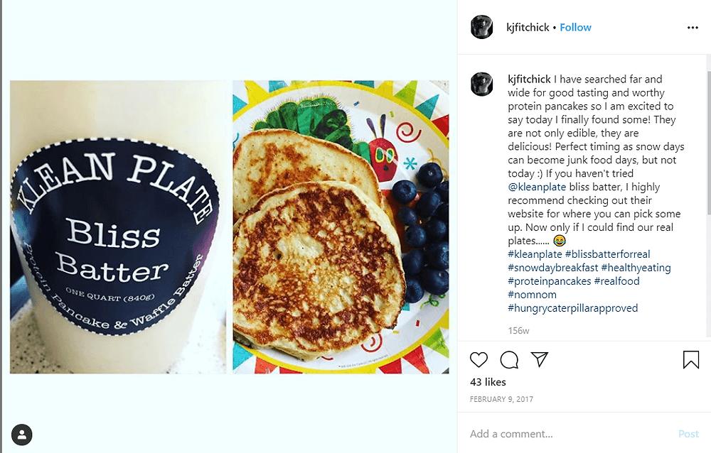 Klean Plate instagram
