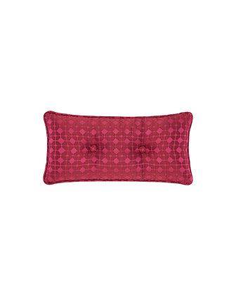 Fuchsia Lumbar Cushion