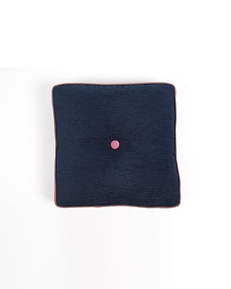Button Detailed Cushion
