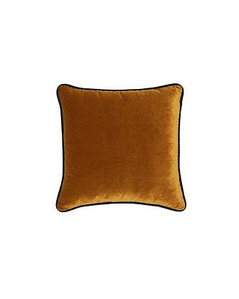 Brown Velvet Cushion