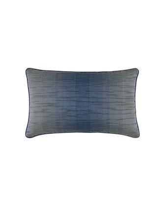 Crush Navy Blue Cushion