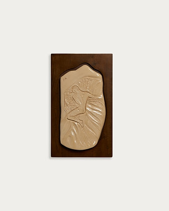 NUDE - CERAMIC WALL DECOR