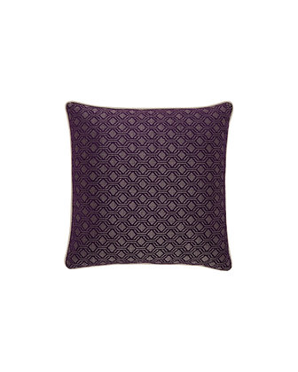 Retro Jacquard Cushion
