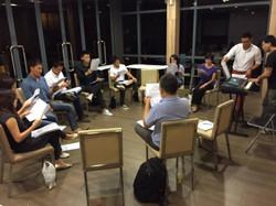 CDAS Repertoire Reading 2015
