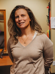 Angela Hanson, DPT