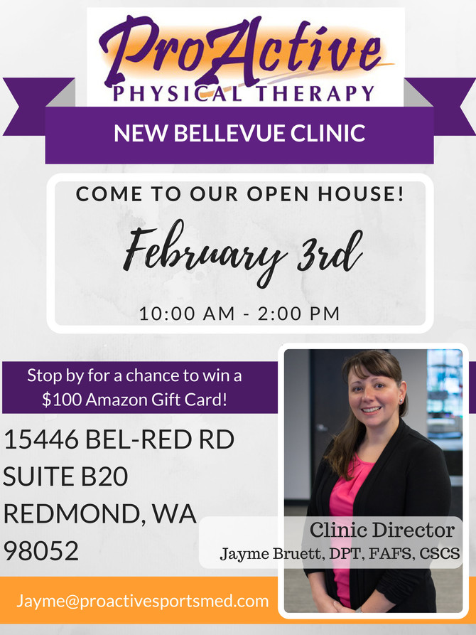 Join us at our open house!