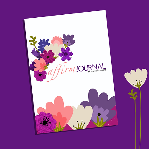 Affirm Printable Journal