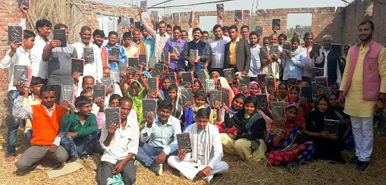 South Asia: Bible Distributions