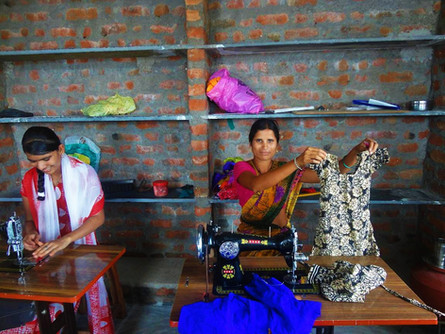 South Asia: Sewing Center