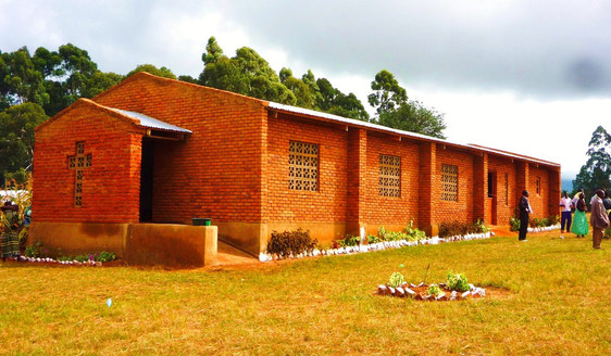 Malawi: Church Completed
