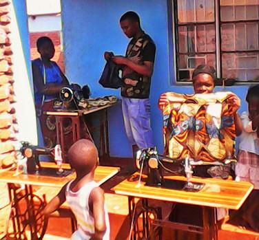 Malawi: Sewing Center