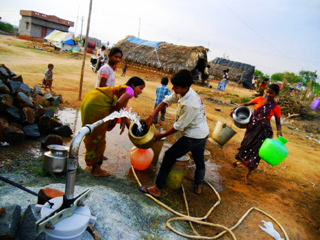 South Asia: Water Well Built