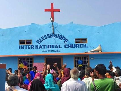 South Asia: Church Plant