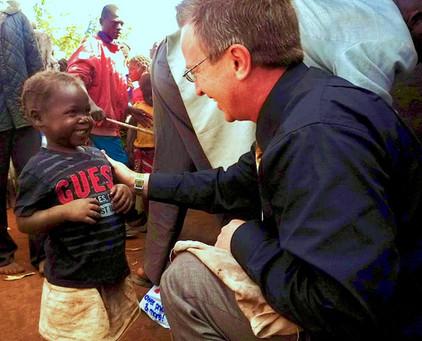 Mozambique: Clothes Distributions