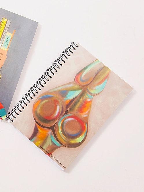 Juicy - Notebook x Lighter Set