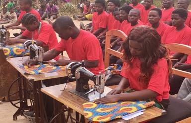 Malawi: Sewing School