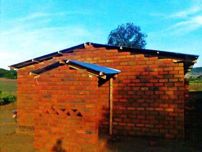 Malawi: Completed Church Roof