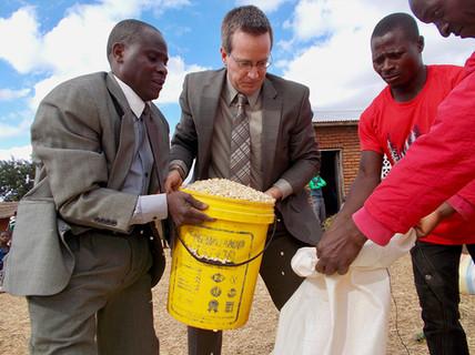 Malawi: Food Distributions