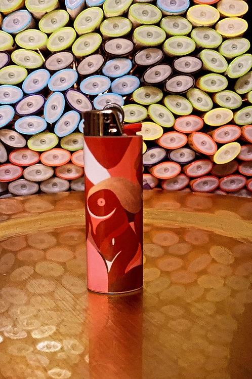 Unveiled Beauty Lighter (V-Day Original)