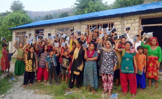 Southern Asia: Bible Distributions