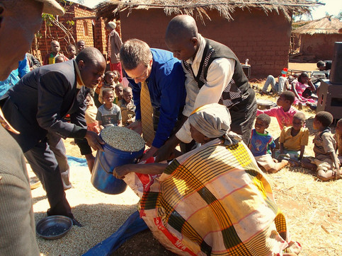 Mozambique: Food Distributions