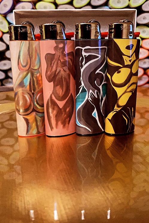 Spellbound Lighter Set