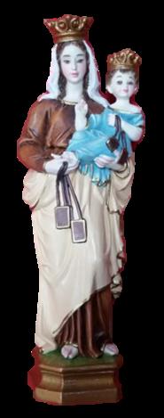 Imagen Virgen del Carmen