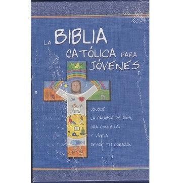 Biblia Católica para Jóvenes (pasta dura)