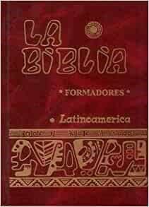 Biblia Latinoamericana para formadores