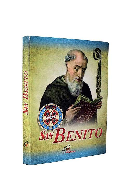 Mini libro San Benito