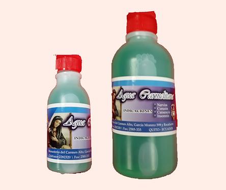 Frasco de Agua Carmelitana