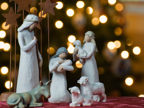 NAVIDAD EN EL PARAMO: La sencillez de la navidad