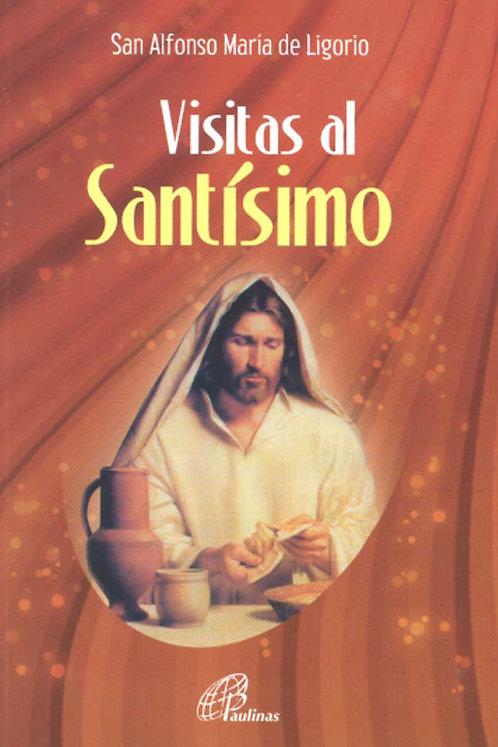 Visitas al Santísimo