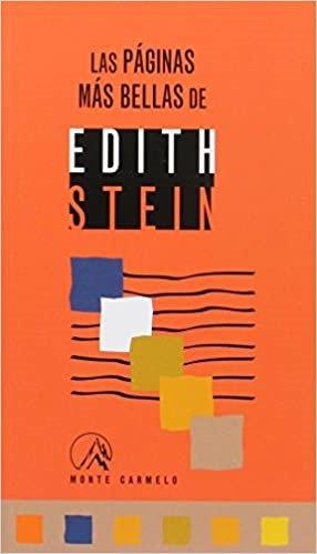 Las paginas mas bellas Edith Stein