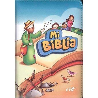 Mi Biblia infantil ilustrada