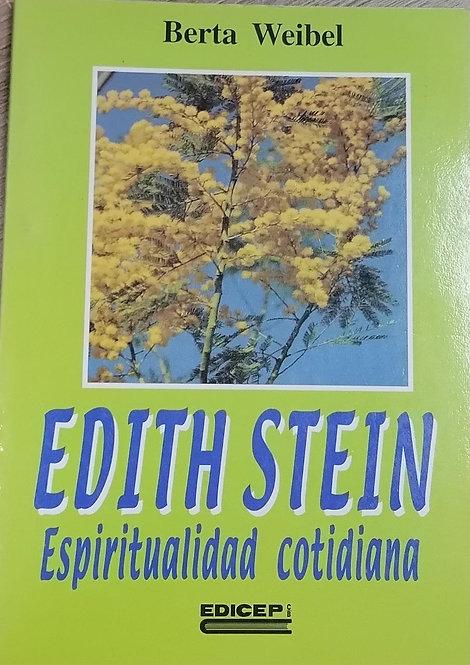 Edith Stein Espiritualidad cotidiana