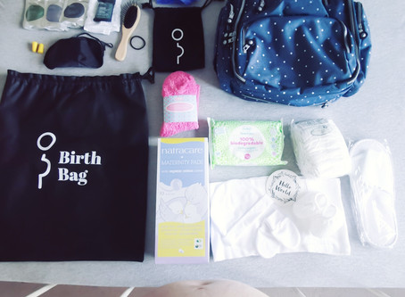 Review: My Top 5 Pregnancy Items