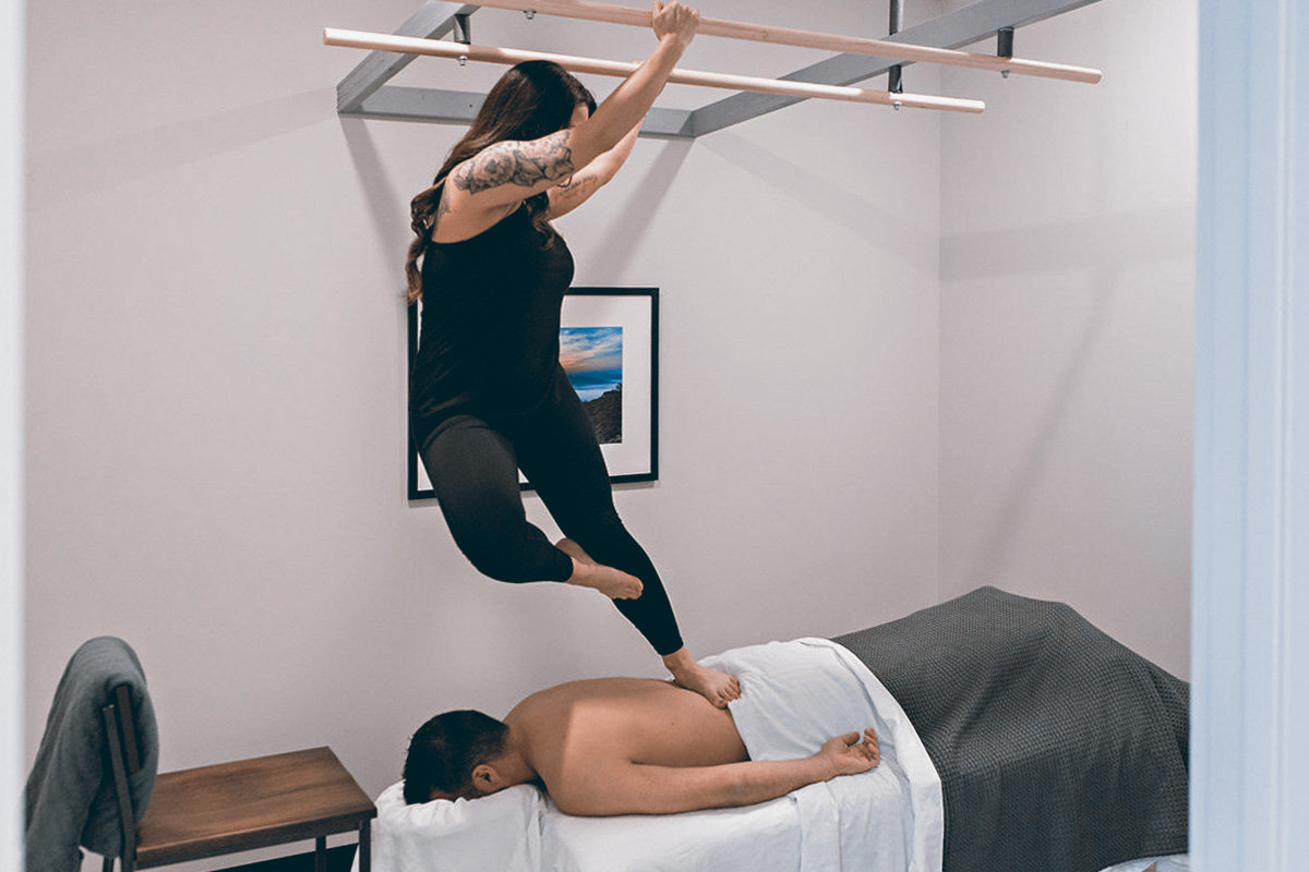 Ashiatsu Massage | 60-min (Non-Member)